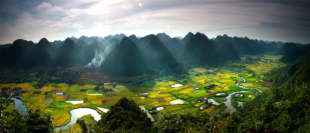 Bac son valley - private day tours